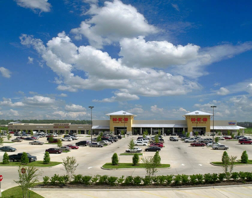 River Park Shopping Center, Sugar Land, Texas